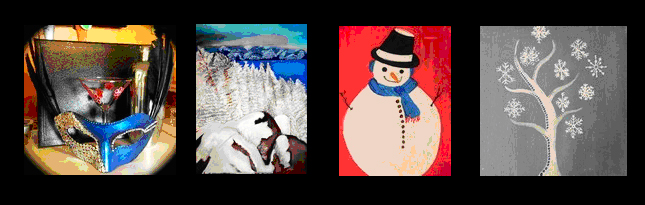 Holiday Classes & Workshops
